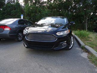 2016 Ford Fusion 2.0t AWD. LEATHER. NAVI. SUNRF. CAM HTD SEATS SEFFNER, Florida 6