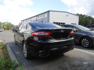 2016 Ford Fusion 2.0t AWD. LEATHER. NAVI. SUNRF. CAM HTD SEATS SEFFNER, Florida 9