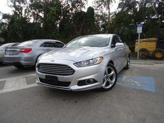 2016 Ford Fusion 2.0t. NAVIGATION. SPOILER SEFFNER, Florida