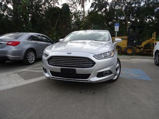 2016 Ford Fusion 2.0t. NAVIGATION. SPOILER SEFFNER, Florida 5