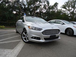 2016 Ford Fusion 2.0t. NAVIGATION. SPOILER SEFFNER, Florida 6