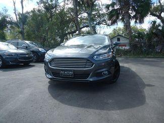 2016 Ford Fusion SE. NAVIGATION SEFFNER, Florida