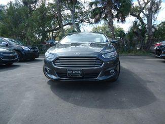 2016 Ford Fusion SE. NAVIGATION SEFFNER, Florida 5