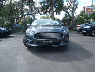 2016 Ford Fusion SE. NAVIGATION SEFFNER, Florida 6