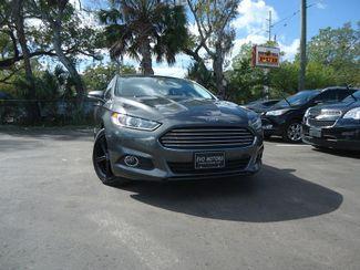 2016 Ford Fusion SE. NAVIGATION SEFFNER, Florida 7