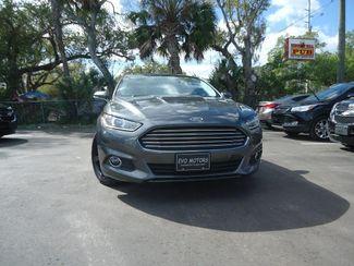 2016 Ford Fusion SE. NAVIGATION SEFFNER, Florida 8