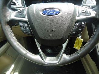 2016 Ford Fusion SE 2.0t. LEATHER. NAVIGATION SEFFNER, Florida 24