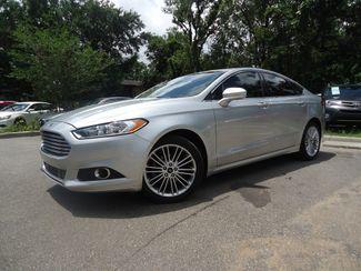 2016 Ford Fusion SE 2.0t. LEATHER. NAVIGATION SEFFNER, Florida 5