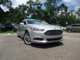 2016 Ford Fusion SE 2.0t. LEATHER. NAVIGATION SEFFNER, Florida 9