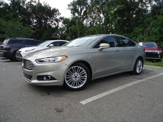 2016 Ford Fusion SE LUXURY. LEATHER. NAVI. HTD SEATS SEFFNER, Florida 4