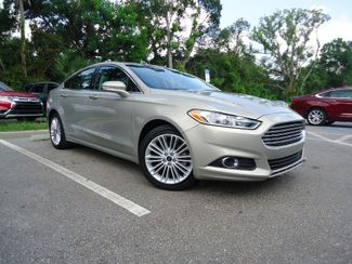 2016 Ford Fusion SE LUXURY. LEATHER. NAVI. HTD SEATS SEFFNER, Florida 7
