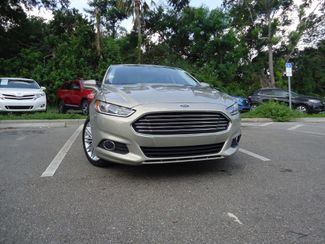 2016 Ford Fusion SE LUXURY. LEATHER. NAVI. HTD SEATS SEFFNER, Florida 9
