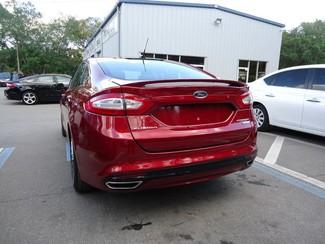 2016 Ford Fusion Titanium Tampa, Florida 10