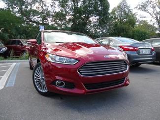 2016 Ford Fusion Titanium Tampa, Florida 8