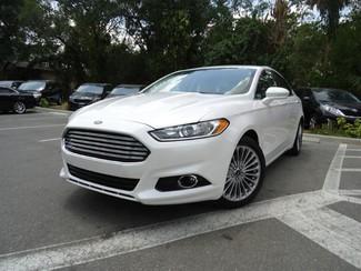 2016 Ford Fusion Titanium w/ SUNROOF Tampa, Florida 5