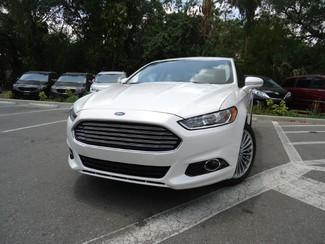 2016 Ford Fusion Titanium w/ SUNROOF Tampa, Florida 6
