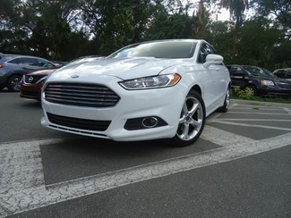 2016 Ford Fusion SE ECO BOOST SEFFNER, Florida