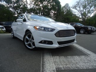 2016 Ford Fusion SE ECO BOOST SEFFNER, Florida 4