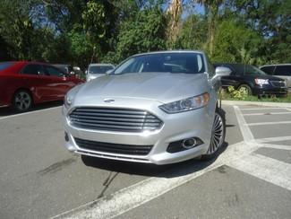 2016 Ford Fusion Titanium SEFFNER, Florida