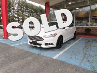2016 Ford Fusion in WATERBURY, CT