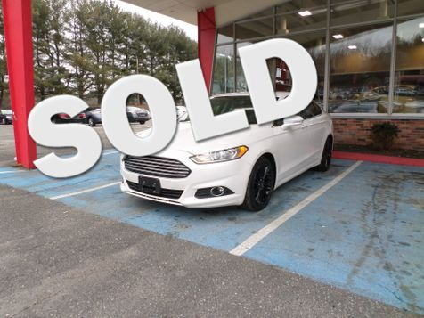 2016 Ford Fusion SE in WATERBURY, CT