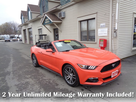 2016 Ford Mustang EcoBoost Premium in Brockport