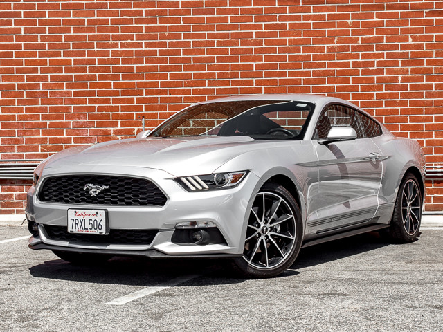 2016 Ford Mustang EcoBoost Burbank, CA 0
