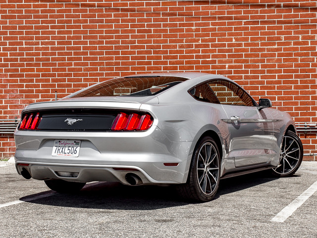 2016 Ford Mustang EcoBoost Burbank, CA 6