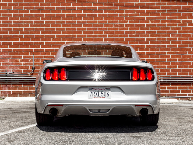2016 Ford Mustang EcoBoost Burbank, CA 3