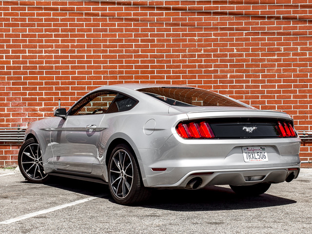 2016 Ford Mustang EcoBoost Burbank, CA 7