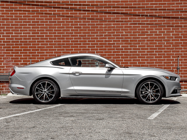 2016 Ford Mustang EcoBoost Burbank, CA 4