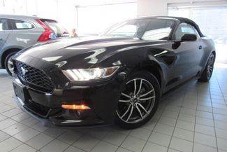 2016 Ford Mustang EcoBoost Premium W/ BACK UP CAM Chicago, Illinois 4