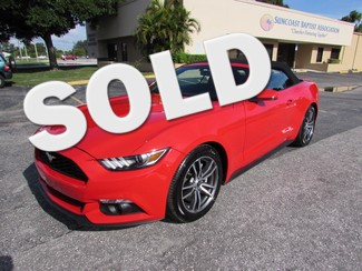 2016 Ford Mustang in Clearwater Florida