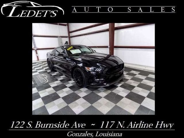 2016 Ford Mustang GT - Ledet's Auto Sales Gonzales_state_zip in Gonzales Louisiana