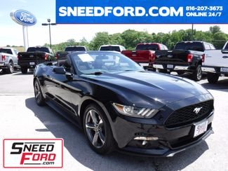 2016 Ford Mustang V6 Convertible in Gower Missouri