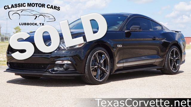 2016 Ford Mustang GT California Special | Lubbock, Texas | Classic Motor Cars