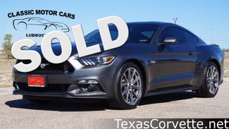 2016 Ford Mustang in Lubbock Texas