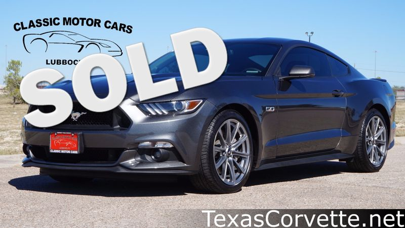 2016 Ford Mustang GT Premium | Lubbock, Texas | Classic Motor Cars