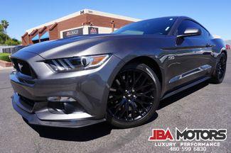 2016 Ford Mustang GT Premium V8 Coupe 6 Speed Manual | MESA, AZ | JBA MOTORS in Mesa AZ