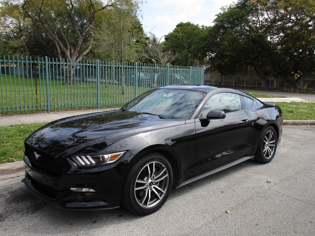 2016 Ford Mustang EcoBoost Come and visit us at oceanautosalescom for our expanded inventoryThis