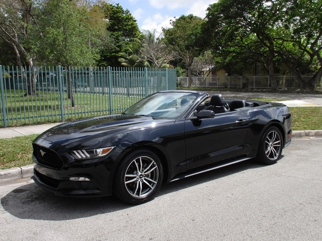 2016 Ford Mustang EcoBoost Premium Come and visit us at oceanautosalescom for our expanded invent