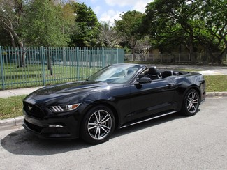 2016 Ford Mustang EcoBoost Premium Miami, Florida