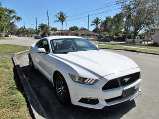 2016 Ford Mustang EcoBoost Miami, Florida 4