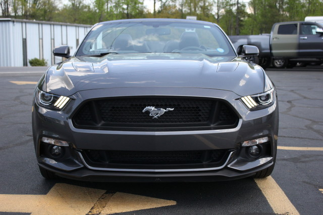 2016 Ford Mustang GT Premium-6SPD-LEATHER!! Mooresville , NC 2
