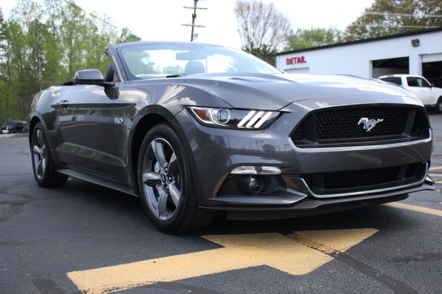 2016 Ford Mustang GT Premium-6SPD-LEATHER!! Mooresville , NC 4