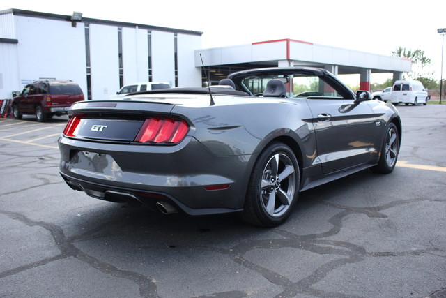 2016 Ford Mustang GT Premium-6SPD-LEATHER!! Mooresville , NC 8