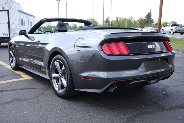 2016 Ford Mustang GT Premium-6SPD-LEATHER!! Mooresville , NC 12
