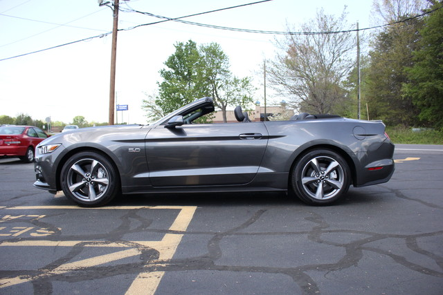 2016 Ford Mustang GT Premium-6SPD-LEATHER!! Mooresville , NC 16