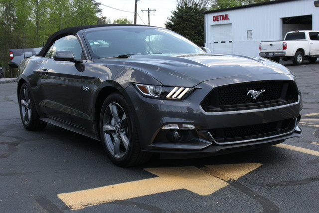 2016 Ford Mustang GT Premium-6SPD-LEATHER!! Mooresville , NC 5