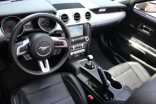 2016 Ford Mustang GT Premium-6SPD-LEATHER!! Mooresville , NC 19